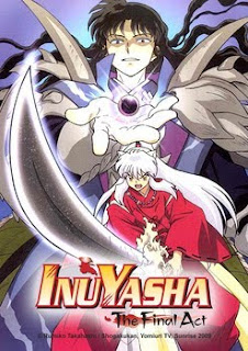 Inu Yasha: The Final Act, premiering on ShonenSunday.com/Anime mere hours after its October 3rd Japanese release