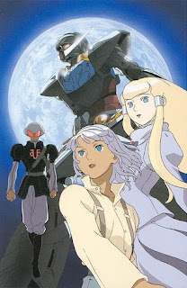 Turn A Gundam, from studio Sunrise