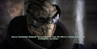 Garrus, THE BRO.