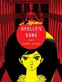 Apollo's Song volume 1, by Osamu Tezuka