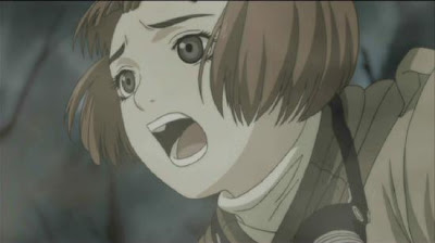 Lavie Head, the surprisingly well characterized female lead of Last Exile