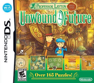 Professor Layton and the Unwound Future (DS)