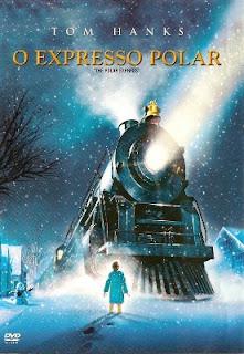 Filme Poster O Expresso Polar DVDRip RMVB Dublado