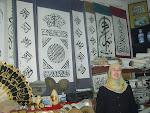 CHINESE MUSLIM CALLIGRAPHER