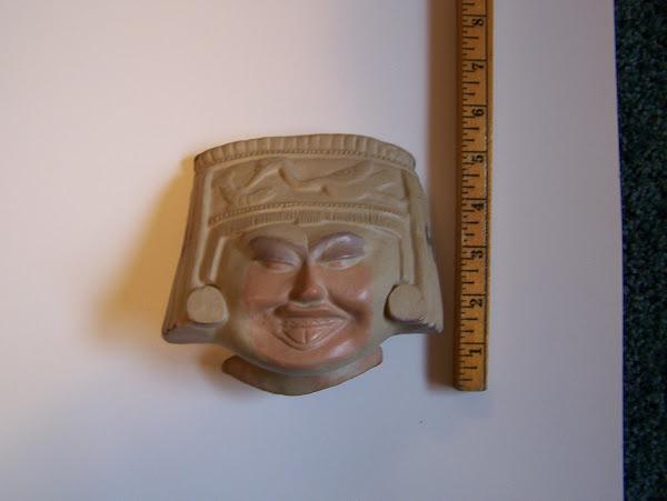 Totonaca, Veracruz Smiling Face