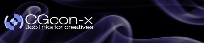 CGCONX - Job Links for Creatives