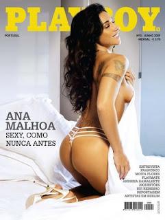 Fotos Da Ana Malhoa Pelada Na Capa Revista Playboy De Junho