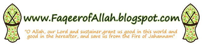 Faqeer of Allah