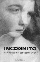 INCOGNITO - Experiences that defy identification