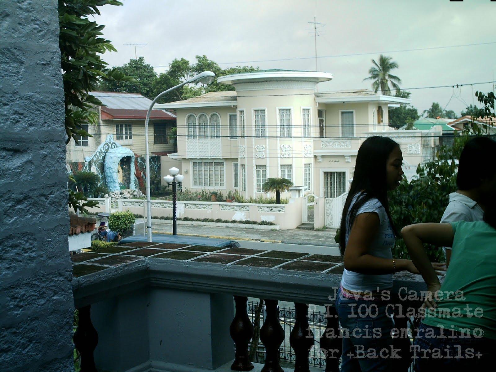 nick joaquin house in zapote street Summary: it is about a man who married a woman who was living with her father on a house on zapote street the couple spent their first months in that house.