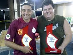Campeões do 238º Aniversário do Porto Alegre - 2010