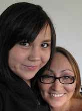 Min datter Katja og mig.