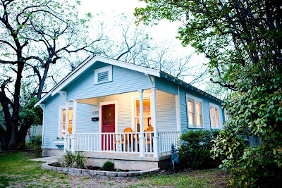 Austin Home Quaint American Bungalow In North Hyde Park