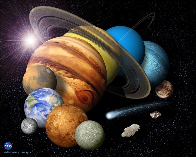 Vídeos e Imagens de Ciência - Página 3 Our+solar+system