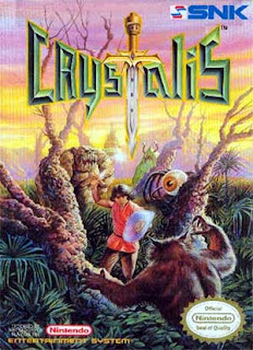 Crystalis box art