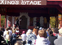 CT Renaissance Faire Duelists show