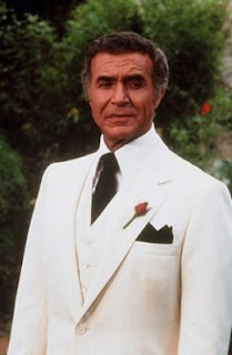 Ricardo Montalban as Mr. Roarke from Fantasy Island