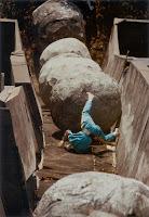 MXC boulder challenge