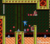 Mega Man 9 Superhero Mode screenshot