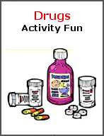Drugs activity fun
