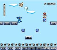 Mega Man 9 Endless Attack screenshot