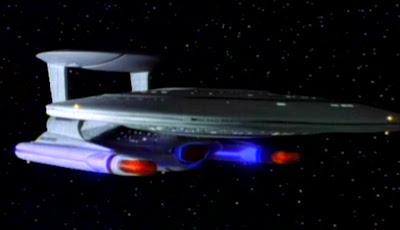 Nebula-class starship