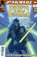Star Wars: Knights of the Old Republic comic