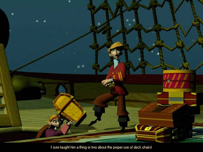 Escape from Monkey Island - Guybrush and Elaine