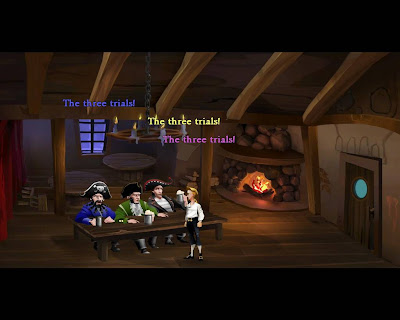 Secret of Monkey Island Special Edition - Scumm Bar