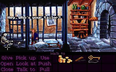 Monkey Island 2 prison