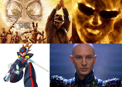 Collage of Shame: Indy 4, Matrix 3, MMX7, Nemesis