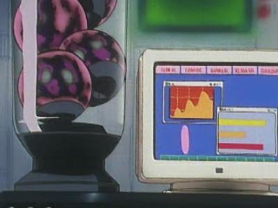 Evil Energy, from a cutscene in Mega Man 8