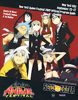 Soul Eater poster