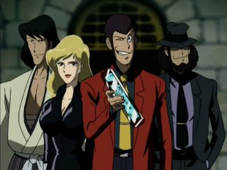 Lupin III characters