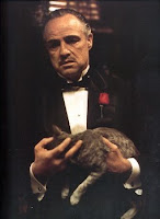Marlon Brando as Vito Corleone from The Godfather