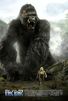 King Kong remake movie poster