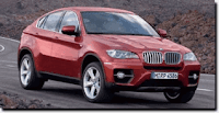 2009 BMW X6-Series Pictures