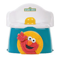 Elmo potty