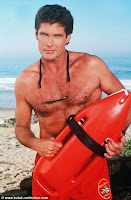 I did not date Hasselhoff