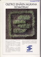Sijoituskohteita 1987