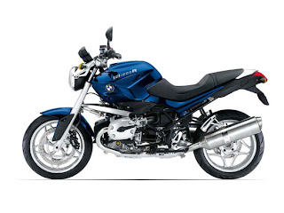 2010 BMW R1200R Motorcycle