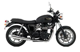 New 2010 Triumph Motorcycle | Bonneville Series