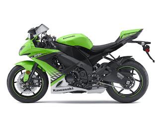 New Kawasaki Motorcycle-Ninja ZX-10R