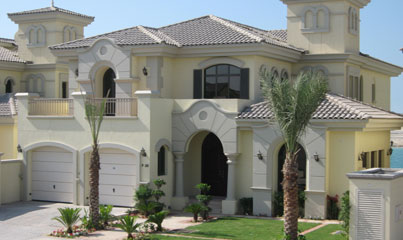 Luxury homes Beautiful houses in dubai pictures