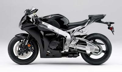 2011 Honda CBR1000RR-Black