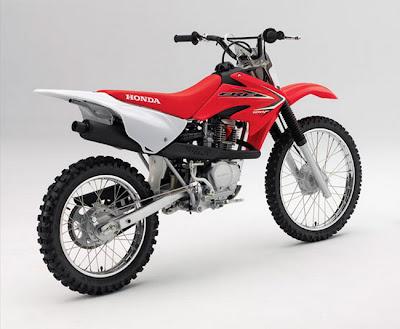 2011 Honda CRF100F