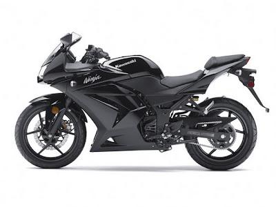2011 Kawasaki Ninja 250-R