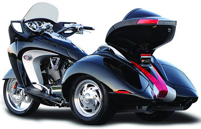 2011 Victory Vision Trike