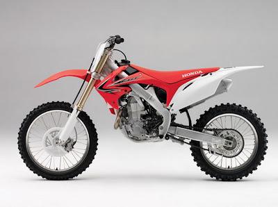 2011 Honda Motocross