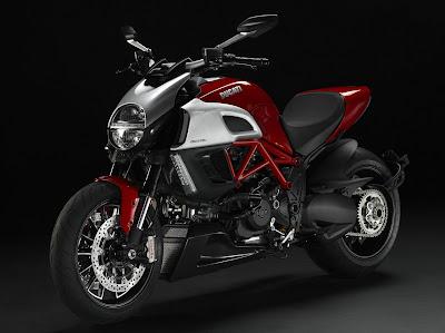 2011 Ducati Diaveld
